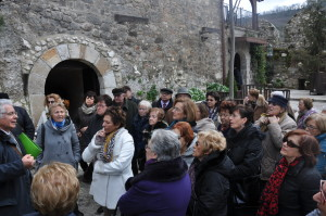 Visita al Castello di Limatola